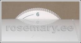 6-astmeline presstalla surve regulaator rahuldab ka kõige nõudlikuma õmbleja vajadused.
